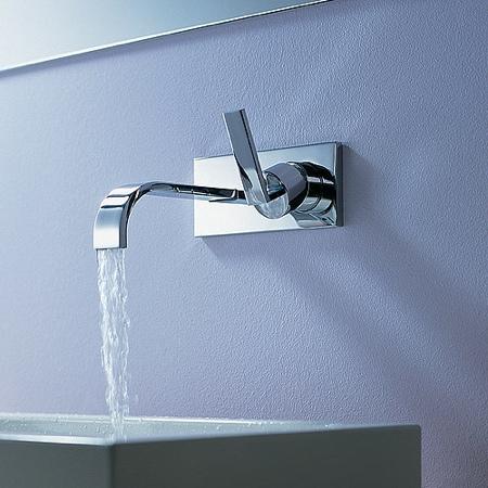 robinet salle de bain original installer un mitigeur dans votre salle de bains le roi - Robinet Mitigeur Mural Salle De Bain