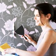 decoller papier peint facilement