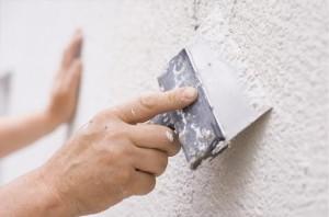 poser un crépi sur un mur exterieur