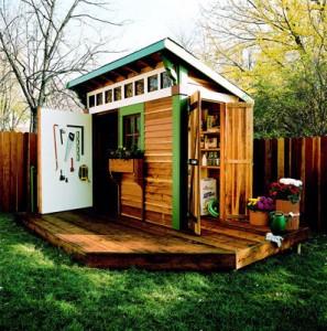 installer cabane dans son jardin