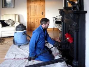 Comment ramoner sa cheminée
