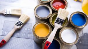 Peindre sur du papier paint