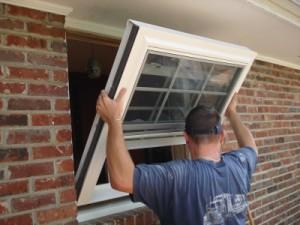 Poser ou remplacer une fenêtre