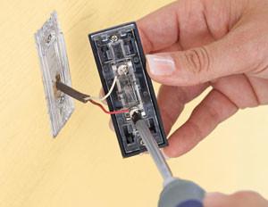 Réparer une sonnette