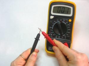 Tester un multimètre