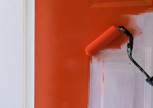peinture de porte