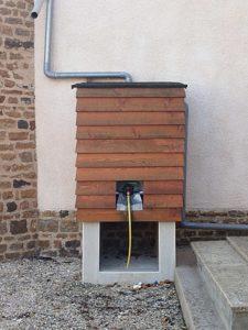 fabriquer un récupérateur d'eau de pluie
