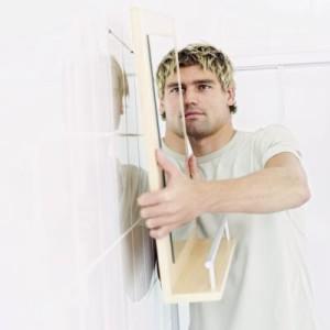 miroir-mur