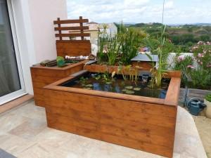 Construire un bassin hors sol