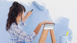Peindre son salon
