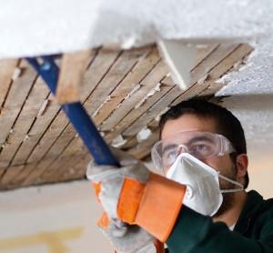 Refaire un plafond