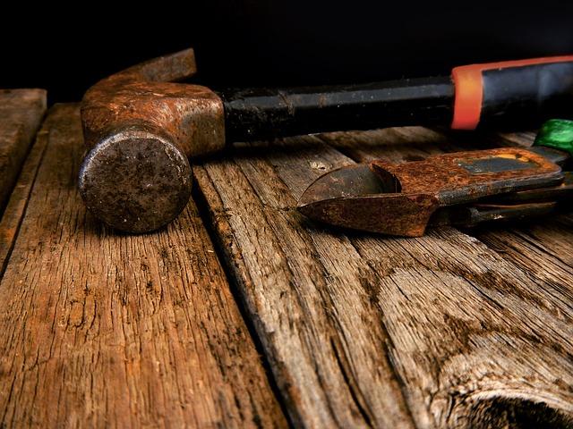 Comment enlever la rouille sur du m tal et d 39 autres - Comment enlever la rouille sur des outils ...